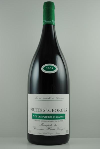 2009 Nuits-St.-Georges 1er Cru Clos de Porrets St. Georges MAGNUM